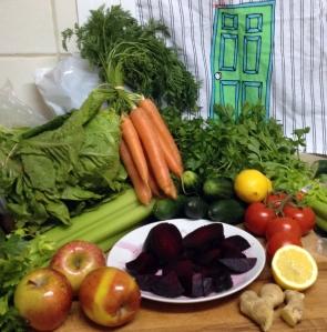 foto verduras y frutas